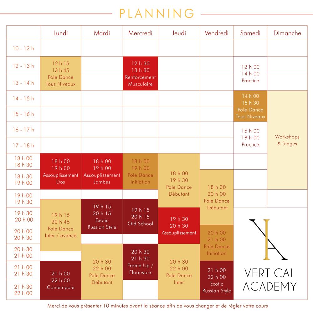 planning vertical academy